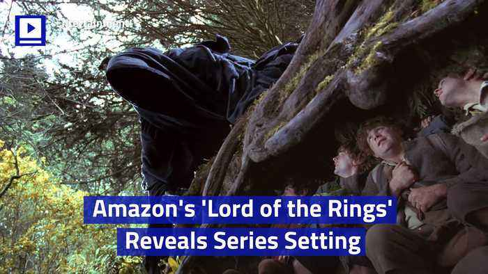 Amazon's 'Lord of the Rings' Reveals Series Setting