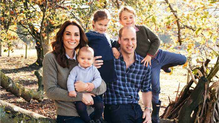 Prince William Admits That Doing Princess Charlotte's Hair Is Hard