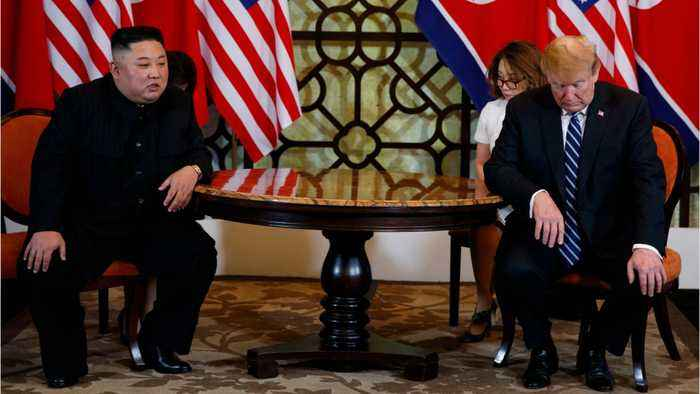 North Korean State Media Says People Hold U.S. Responsible For Summit Collapse