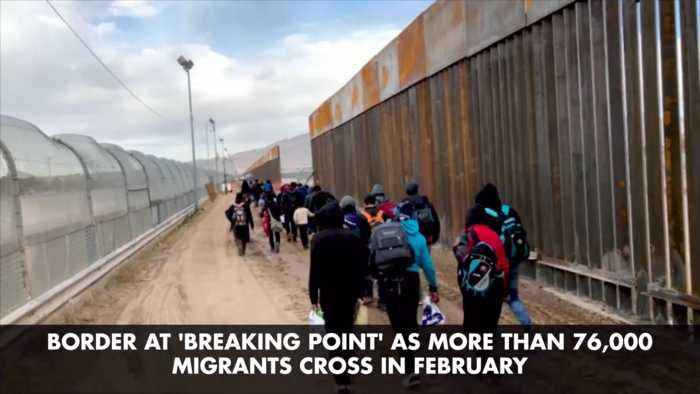 The Border Situation Is Getting Real