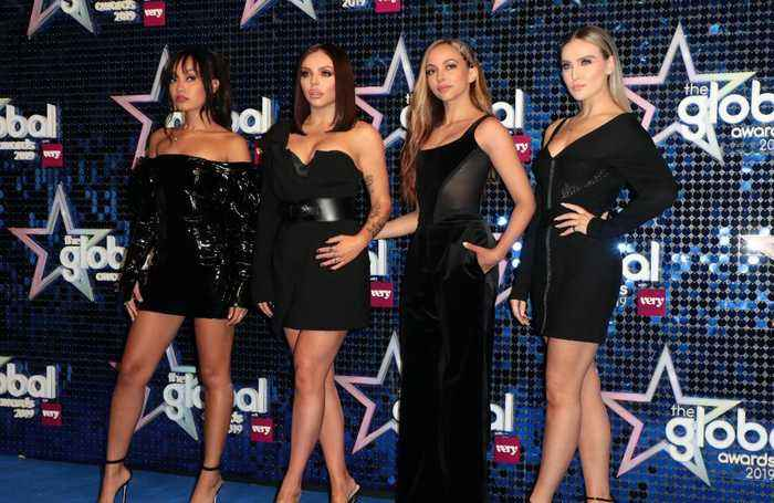 Little Mix win big at Global Awards