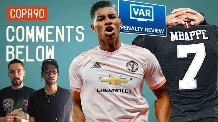 THAT Man United-PSG Penalty: Is VAR Ruining Football? | Comments Below