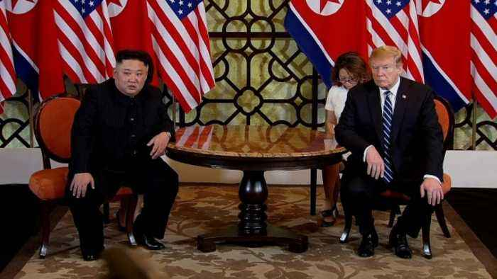 North Korea Blames US for Failure to Reach Nuclear Deal