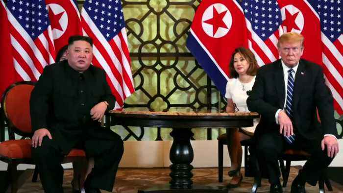Trump, 'very disappointed' if NK resumed testing