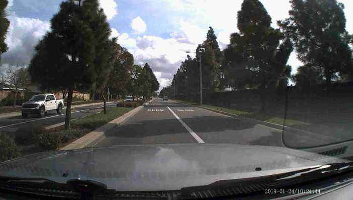 Car Doesn't Signal Lane Change, Pays the Price
