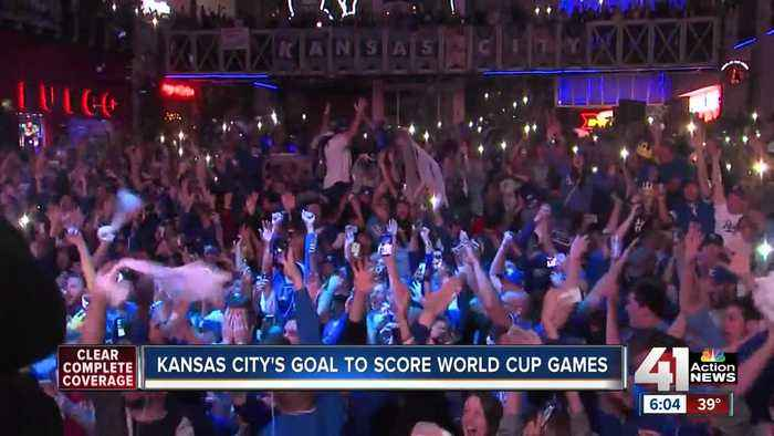 KC using past World Cup passion as bid for 2026 continues
