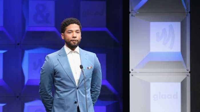 Actor Jussie Smollett Indicted on 16 Felony Counts