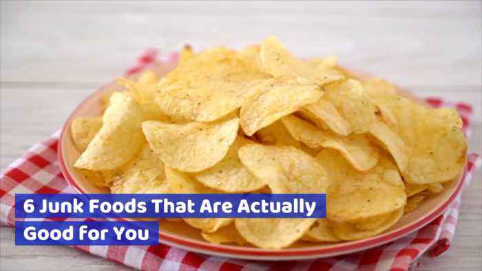 Junk Foods That Might Make You Healthier