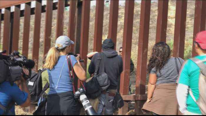 Journalists covering migrant caravans face extra screening in US