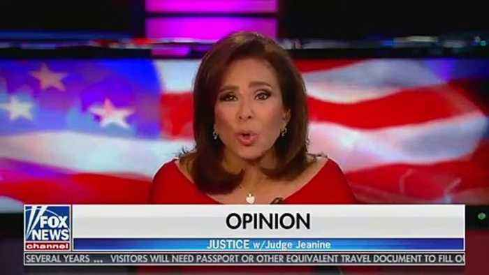 Jeanine Pirro Brings Up Sharia Law During Commentary On Rep. Ilhan Omar And Her Hijab