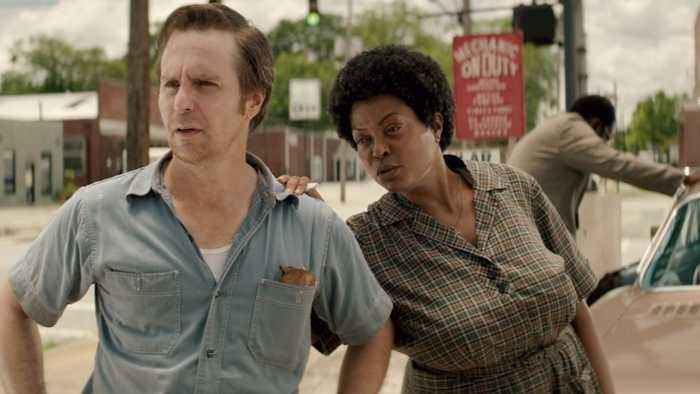 Sam Rockwell, Taraji P. Henson Share The Incredible Story Of 'The Best Of Enemies'