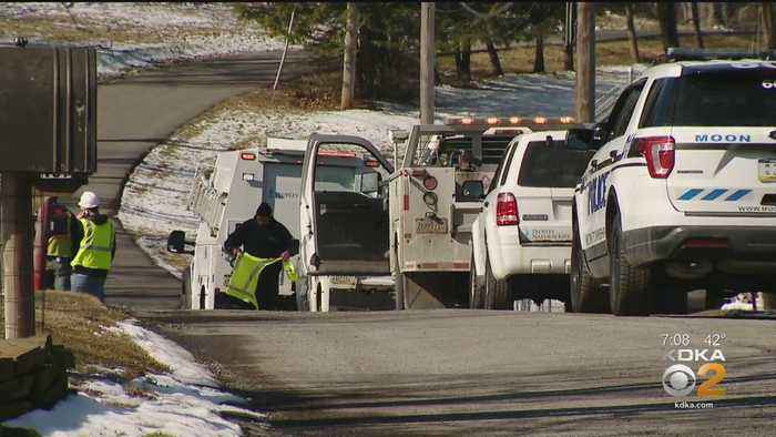 Gas Leak Knocks Out Service To Hundreds Of Moon Twp. Residents