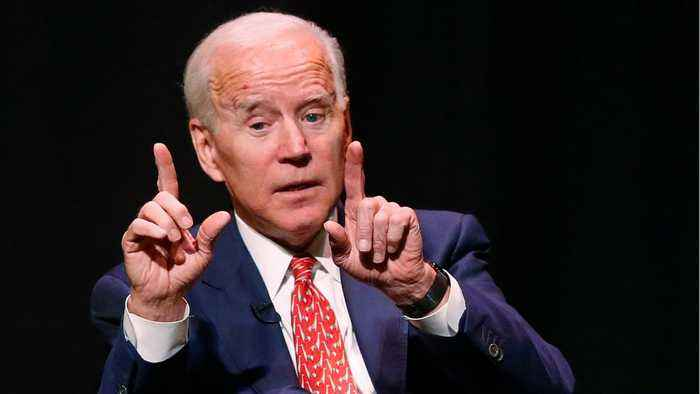 Joe Biden Takes Number One Spot In Iowa Poll