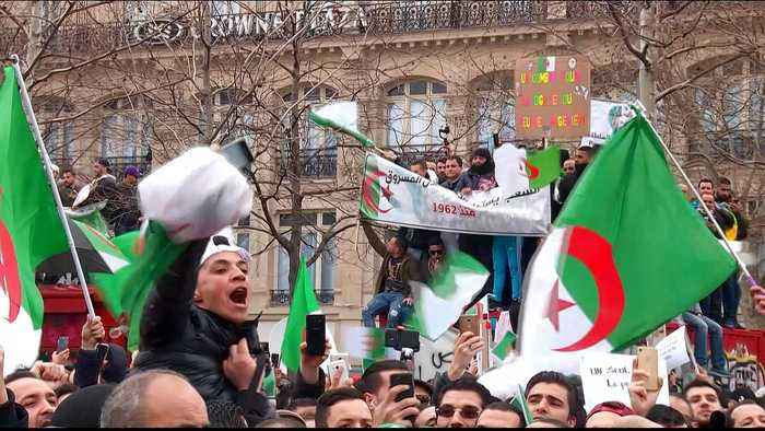 Algerian-French community watches cautiously as crisis deepens