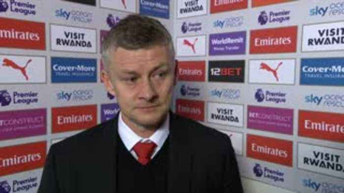 Solskjaer rues missed chances