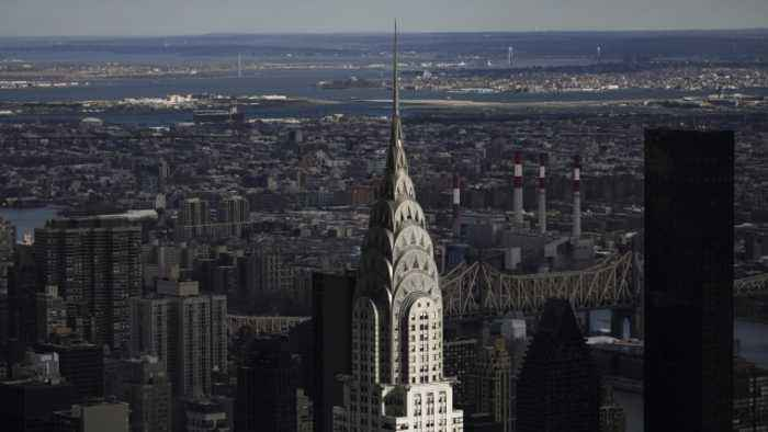 New York's Famed Chrysler Building Reportedly Sold