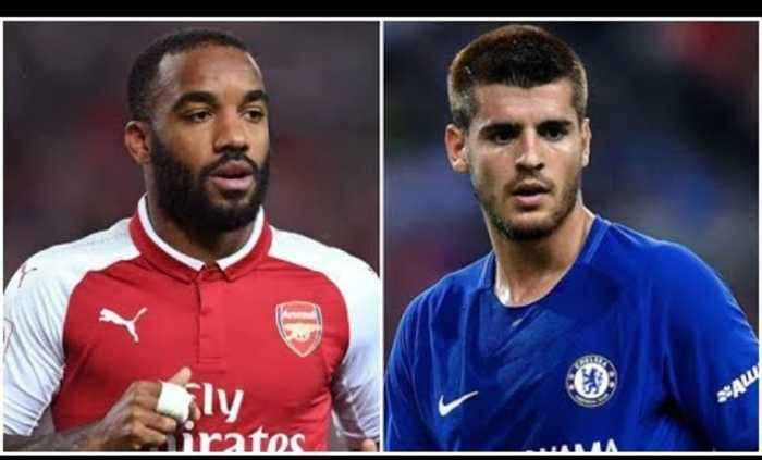 Lacazette vs Morata | Arsenal v Chelsea Community Shield Preview