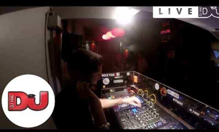 Denney, As I Am, Luvstuff LIVE from DJ Mag LDN