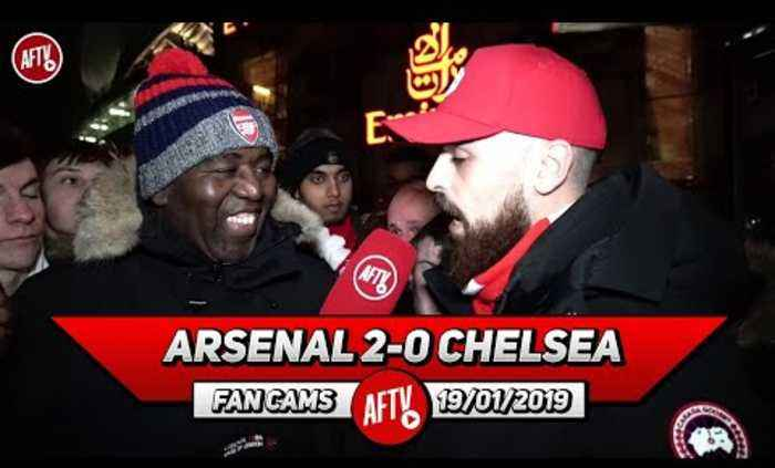Arsenal 2-0 Chelsea | Our Chance Of Winning Europa League Are Better Than Making Top 4 (Turkish)