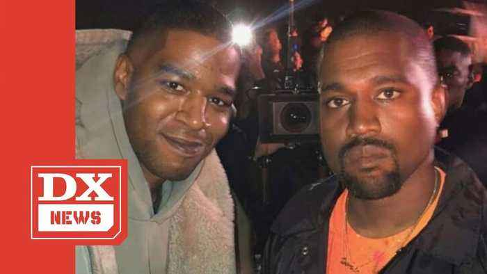 Kanye West, Kid Cudi & Ty Dolla $ign Reportedly Legal Issues For Kids See Ghosts Cut