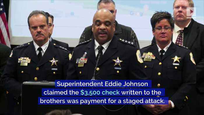 Osundairo Brothers Say Jussie Smollett's Check Was for Training