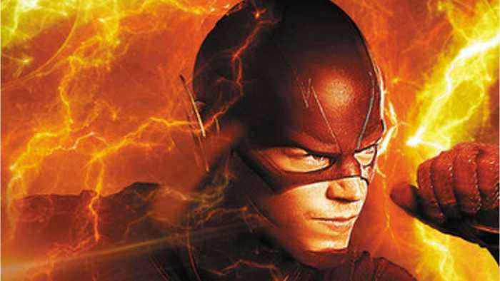 Grant Gustin's Tribute To 'Arrow' Ending