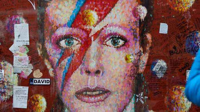 Demo Tape Of David Bowie's 'Starman' Hitting The Auction Block