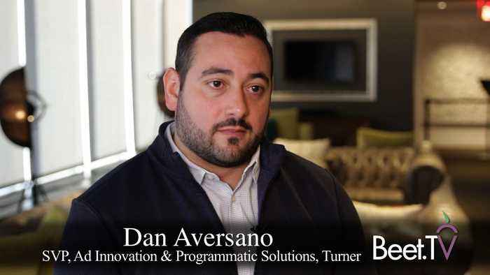 AT&T Data Helps Fuel Turner's Quest For Guaranteed Campaign Outcomes: SVP Aversano