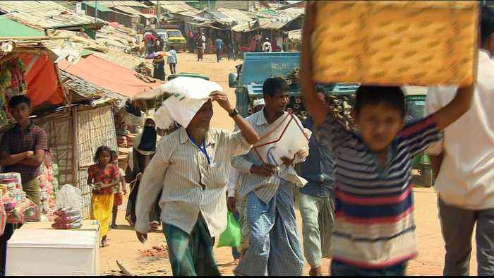 Two Rohingya refugees to address United Nations meet