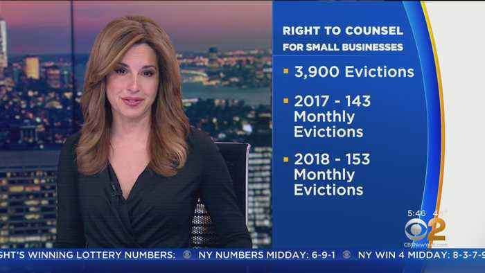 Help For Small Businesses Facing Eviction