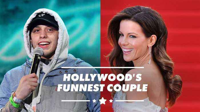 3 Reasons Pete Davidson & Kate Beckinsale are totally suited