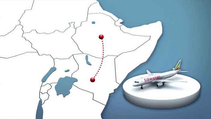 Ethiopian Airlines 737 plane crashes, killing 157