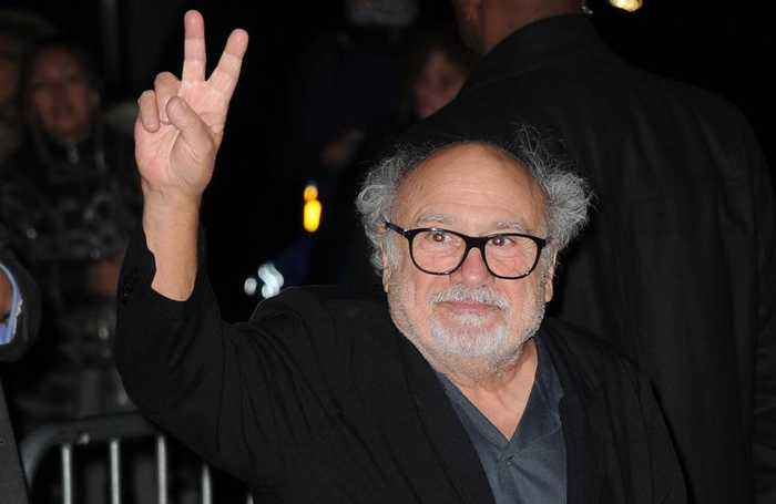 Danny DeVito feels 'really good' after Dumbo press conference tumble