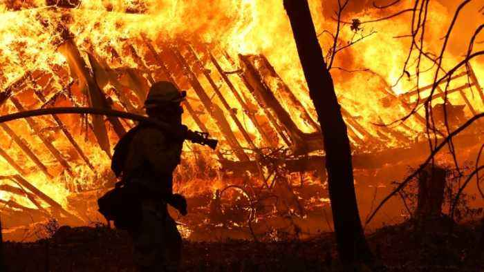 California Had Historic Wildfire Damage in 2018