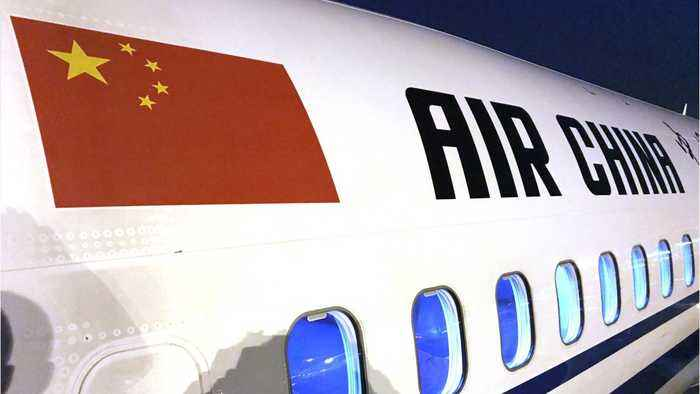 China Grounds Entire Fleet Of Boeing 737-8 Planes Following Ethiopian Air Crash