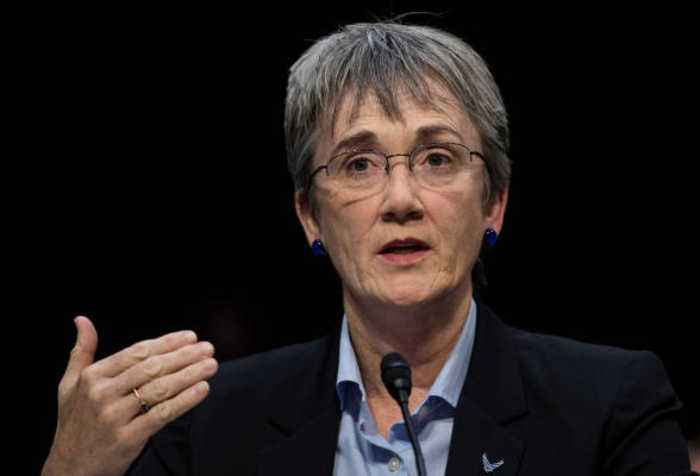 Heather Weather Announces Her Resignation as US Air Force Secretary