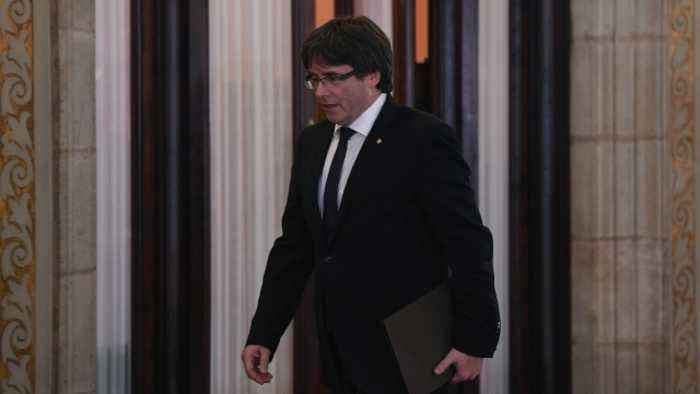 Ousted Catalan Leader to Run in EU Elections