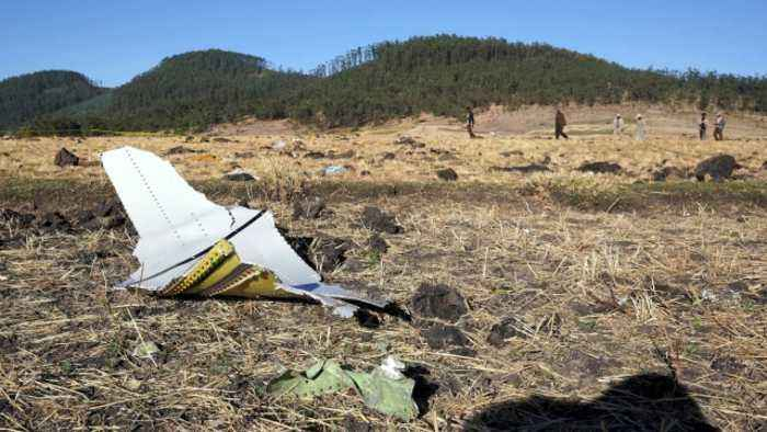 Airlines Ground Boeing Planes After Ethiopian Airlines Crash