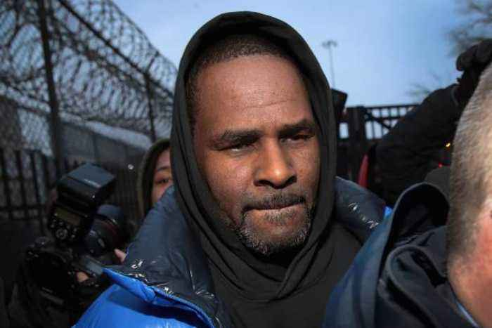 Third R. Kelly Sex Tape Given to Investigators