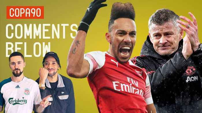 Arsenal 2-0 Man United: Could Arsenal Finish 3rd Above Spurs?! | Comments Below