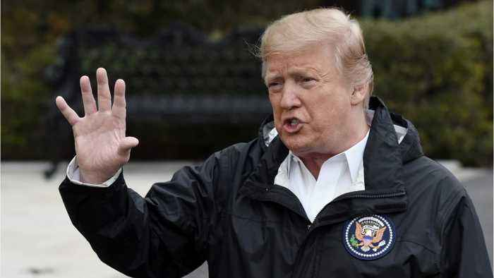 Trump Works To Tackle Issue Of Teen E-Cigarette Use