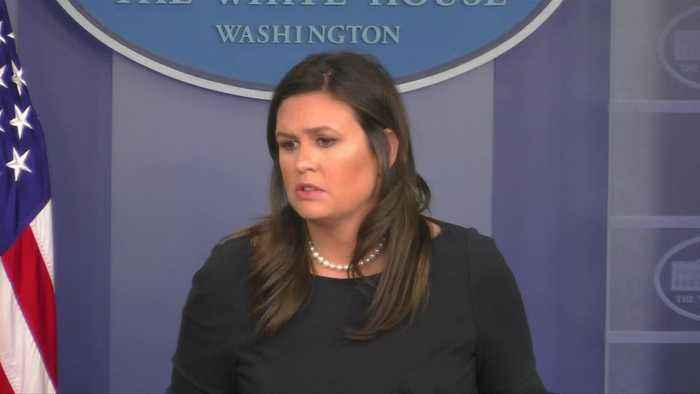 WH asked if Trump thinks 'Democrats hate Jews'
