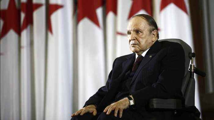 Looking back at the political life of Algeria's Abdelaziz Bouteflika