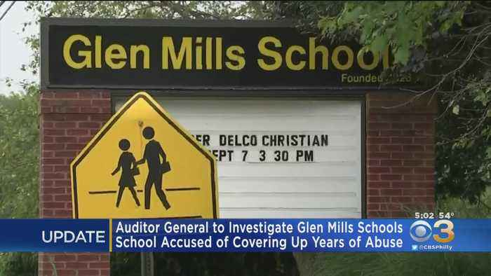 Pa. Auditor General Launches Investigation Into Alleged Glen Mills Schools Abuse