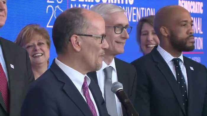Tom Perez says Wisconsin to host DNC