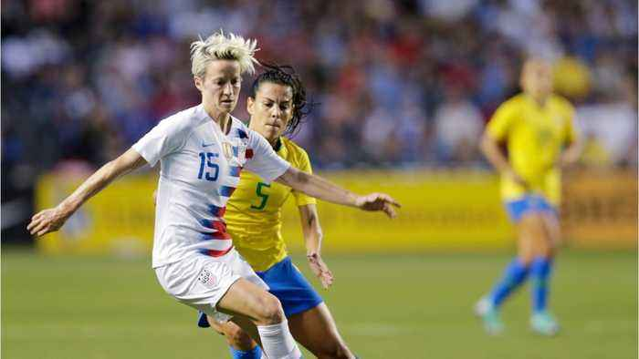 US Soccer Stars Sue For Equal Pay