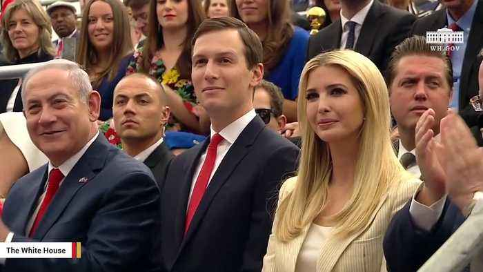 Jared And Ivanka Reportedly Found Ways To Travel Via Air Force Planes After Numerous Request Rejections