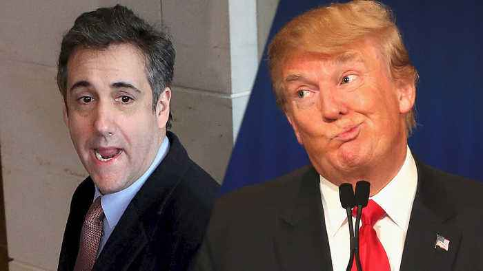 Michael Cohen Sues Donald Trump Org, Wants Millions in Legal Fees for Mueller Investigation