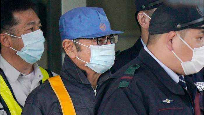 Carlos Ghosn Still Weak After Jail