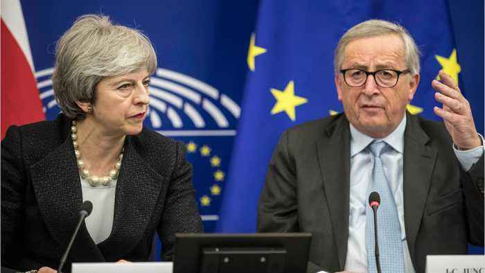 EU's Juncker Agrees On Last Chance Brexit Package Update With UK